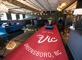 The Vic Student Apartments - Per Bed Lease - Greensboro