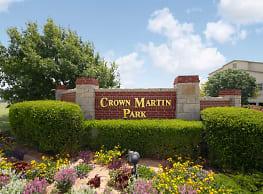 Crown Martin Park - Oklahoma City
