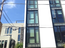 300 Ivy Apartments/Townhomes/Parking Garage - San Francisco