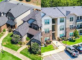 Parkland at Renaissance Point Apartment Town homes - Little Rock
