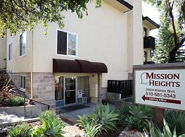 Mission Heights - Hayward