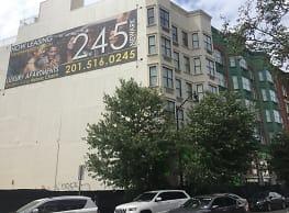 245 Newark - Jersey City