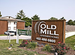 Old Mill Apartments - Omaha