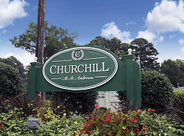 Churchill At St. Andrews - Columbia
