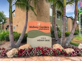 Midway Gardens - Escondido