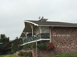 Franciscan apartments - Alameda