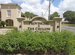 Provincial & The Crillon Apartments - Baton Rouge