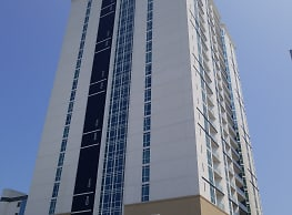 Hilton Grand Vacations Club (formerly Beachview Apartments demolished) - Myrtle Beach