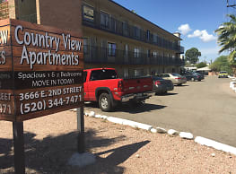 Country View Apartments - Tucson