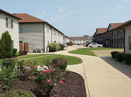 Sycamore Place Apartments - Terre Haute