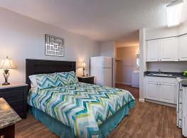 Trio Apartments - El Paso