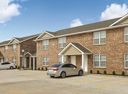 The Centre Apartment Buildings - Clarksville