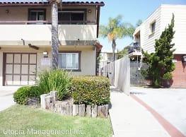 1 br, 1 bath House - 3814 35th St. #6 - San Diego