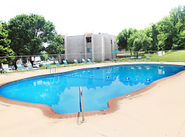 Sherwood Forest Apartments - Council Bluffs