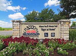 Champions Crossing - San Marcos - San Marcos
