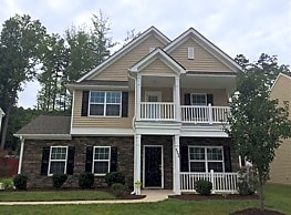 This 4 bedroom, 2.5 bath home has 2155 square feet - Winston-Salem