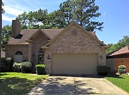 This 3 bedroom, 2.5 bath home has 2,074 square fee - Humble