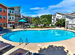 The Vyne On Central Apartments Charlotte Nc 28205
