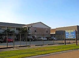 Gaslite Apartments - Baton Rouge
