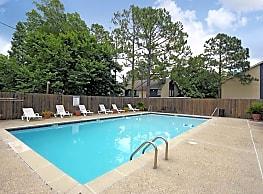Jefferson Arms Apartments - Baton Rouge
