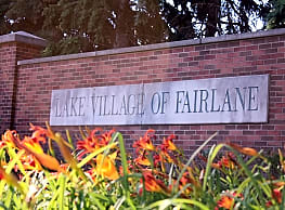 Lake Village Of Fairlane - Dearborn