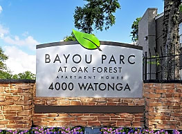 Bayou Parc at Oak Forest - Houston