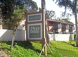 Mesa Ridge - La Mesa