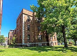Frontenac/Genesee Apartments - Syracuse