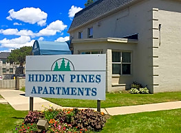 Hidden Pines - Detroit