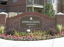 Jefferson School Apartments - Salt Lake City