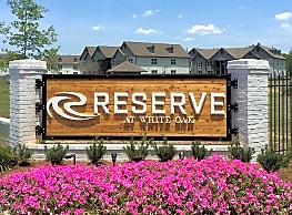 The Reserve at White Oak - Baton Rouge