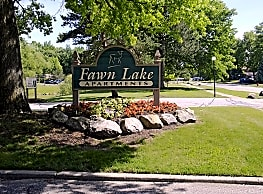 Fawn Lake - Olmsted Falls