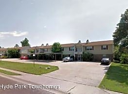 Hyde Park Townhomes - Columbia