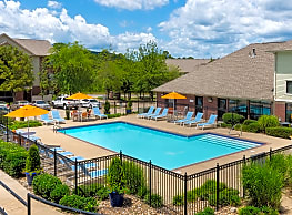 Chapelridge chenal apartments little rock ar 72223 for Public swimming pools in little rock ar
