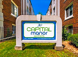 Capital Manor Apartments - Lansing