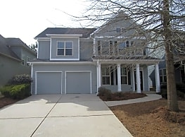 This 4 bedroom 2.5 bath home has 2,373 square feet - Canton