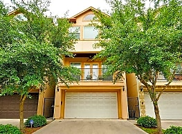 Recently built fabulous townhome. - Houston
