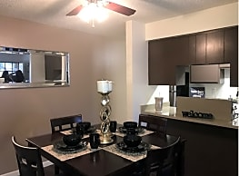 Sunrise Apartment Homes - Bakersfield