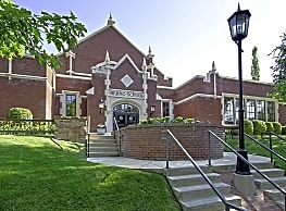 Irving Schoolhouse - Salt Lake City