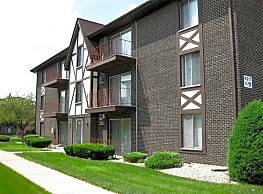 Crestline Villa Apartments - Alsip