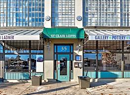 St. Clair Lofts - Dayton