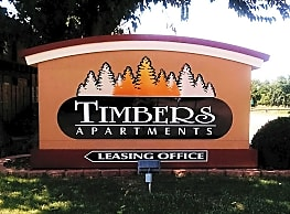 Timbers Apartments - Lawton