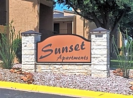 Sunset Apartments - San Angelo