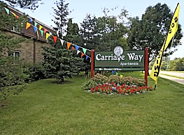 Carriage Way Apartments - New Berlin