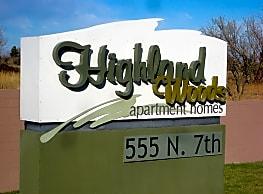 Highland Woods - Sierra Vista