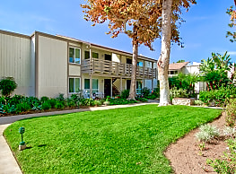 Pinewood Apartments - Tustin