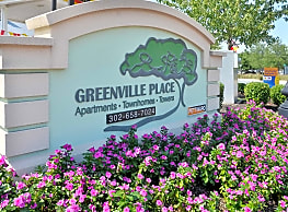 Greenville Place Apartments - Greenville