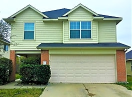 This 3 bedroom 2.5 bath home has 1,777 square feet - Humble