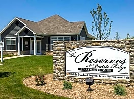The Reserves at Prairie Ridge Apartment Complex - Garden City