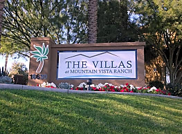 The Villas at Mountain Vista Ranch - Surprise